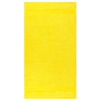 Ręcznik kąpielowy Olivia żółty