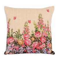 Poszewka na poduszkę Flowers, 40 x 40 cm
