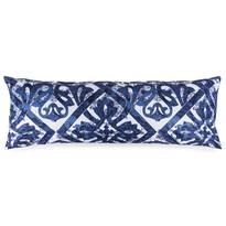 Poszewka na Poduszkę relaksacyjną Mąż zastępczy Porto niebieski, 50 x 150 cm