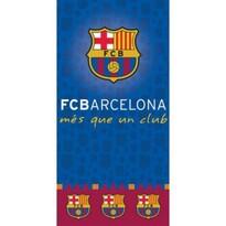 Osuška FC Barcelona, 70 x 140 cm