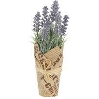 Sztuczna roślina Lawenda, fioletowy