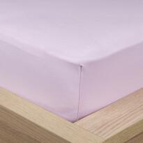 4Home Jersey lepedő elasztánnal lila