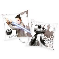 Poduszka Star Wars The Last Jedi – Light side, 40 x 40 cm
