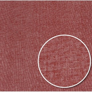 Ubrus Ivo UNI červená, 85 x 85 cm