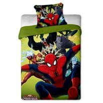 Detské obliečky Spiderman 2015 micro, 140 x 200 cm, 70 x 90 cm