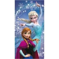 Osuška Ledové Království Frozen Magic, 70 x 140 cm
