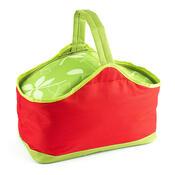 Chladicí taška do ruky červená