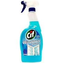 Cif Windows Okna a sklo Ultrafast čistič ve spreji 750 ml