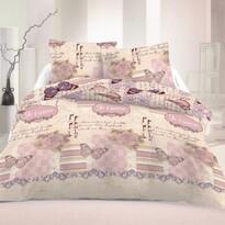 Saténové obliečky Romantic Luxury Collection, 140 x 220 cm, 70 x 90 cm