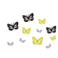Naklejka dekoracyjna limonkowy zlot
