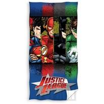 Ręcznik kąpielowy Justice League, 70 x 140 cm