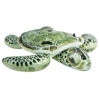 Intex Nafukovací želva zelená, 201 cm