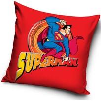 Poduszka Superman red, 40 x 40 cm