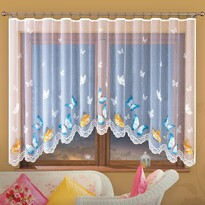 Záclona Emanuel farebná, 300 x 150 cm