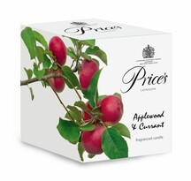 Price's świeczka zapachowa w szkle jabłoń i porzeczka