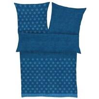 s.Oliver flanelové obliečky 6174/600, 140 x 200 cm, 70 x 90 cm