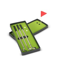 Golfowe długopisy Deluxe