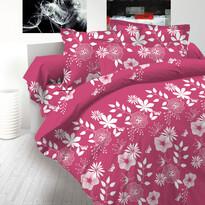 Bavlnené obliečky delux Coccona ružová