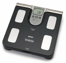 OMRON BF508 monitor skladby ľudského tela s lekarskou váhou