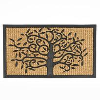 Wycieraczka drzewo cienka, 40 x 70 cm