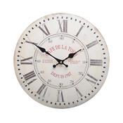 Nástěnné hodiny Cafe de la tour HLC140261