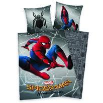 Dziecięca pościel bawełniana Spiderman Homecomming, 140 x 200 cm, 70 x 90 cm