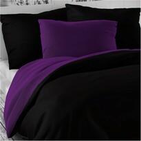 Saténové obliečky Luxury Collection čierna /