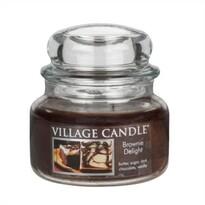 Village Candle Vonná svíčka Čokoládový dortík