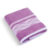 Ręcznik Fala różowy