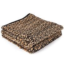 Tkaný koberec Juta hnedá, 120 x 180 cm