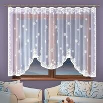 Záclona Winter, 320 x 150 cm