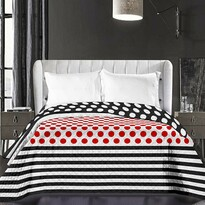 DecoKing Přehoz na postel Pin Up, 240 x 260 cm