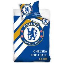 Bavlněné povlečení FC Chelsea, 160 x 200 cm, 70 x 80 cm