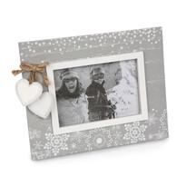 Fotorámček Love Winter,  20 x 16 cm