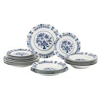 Banquet Onion 18-dielna sada tanierov