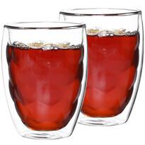 4home Szklanka termiczna Raspberry Hot&Cool 250 ml, 2 szt.