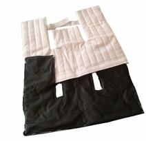 Woreczek termiczny z torfem na kark