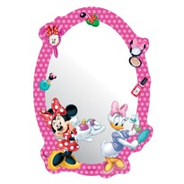 Samolepicí dětské zrcadlo Minnie Mouse, 15 x 21,5 cm