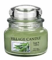 Village Candle Vonná sviečka Svieža šalvia -