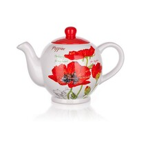 Banquet Red Poppy Czajnik 1200 ml