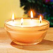 Svíčka Vánoční překvapení