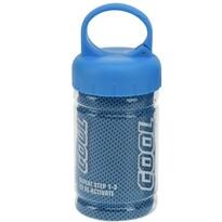 Chladiaci uterák vo fľaši, modrá