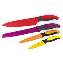 4-dielna sada nožov