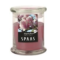 SPAAS Vonná sviečka v skle Magnolia Blossom, 11 cm