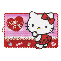 Prostírání Hello Kitty red 2, 44 x 30 cm