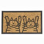 Rohožka Kočky 2, 40 x 70 cm