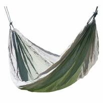 Cattara Hamac leagan cu agatare Nylon verde, 275 x 137 cm