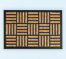 Venkovní rohožka obdélník, 45 x 75 cm