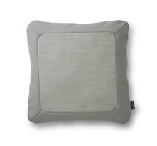 Vankúšik Frame 50 x 50 cm, mäkko sivý
