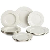 Set farfurii Banquet Blanche, 12 buc